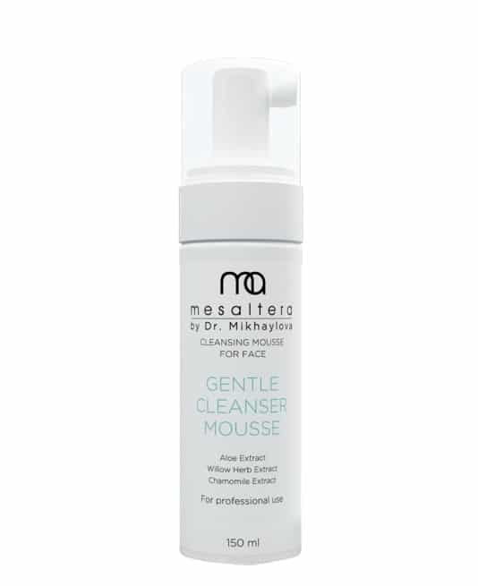 Пенка очищающая универсальная Gentle Cleanser Mouse MESALTERA 150 мл