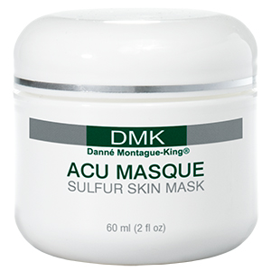 Acu Mask 60ml очищающая маска для жирной и комбинированной кожи