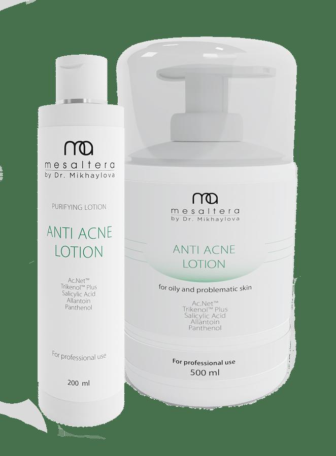 ANTI-ACNE LOTION Лосьон для жировой и проблемной кожи