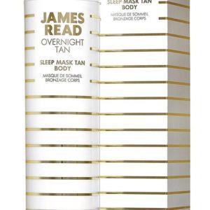 Ночная маска для лица уход и загар James Read Sleep Mask Fase Tan 50 мл